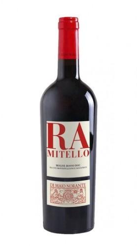"""""""Ramitello"""" Biferno Rosso DOC Di Majo Norante 2013"""