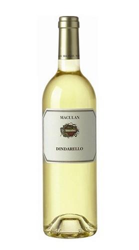 """Dindarello"" Veneto IGT Passito Maculan 2016 37.5 Cl"