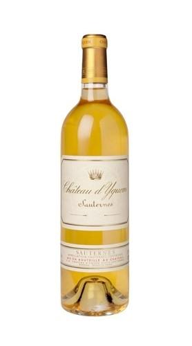 Sauternes AOC Premier Grand Cru Chateau d'Yquem 2007 3 Lt