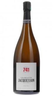 """""""Cuvée 741 Extra Brut"""" Champagne AOC Jacquesson"""