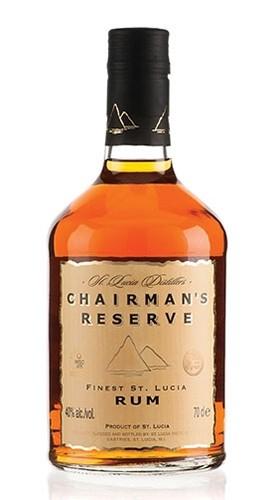 "Rum ""Chairman's Reserve"" Saint Lucia Distillers 70 cl"