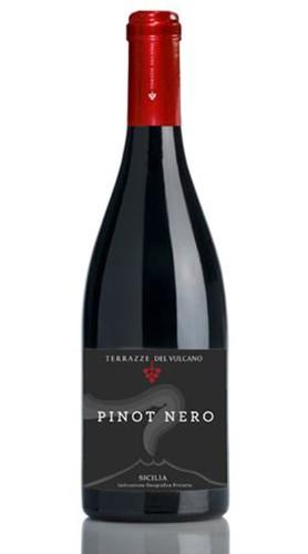 Sicilia Pinot Nero IGT Terrazze dell'Etna 2012