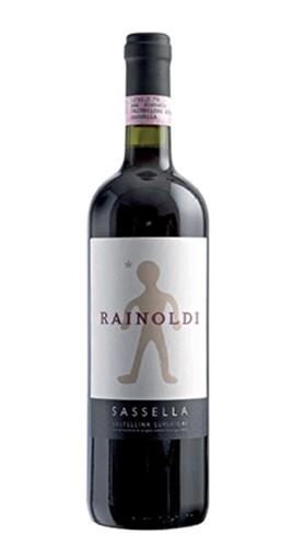 """""""Sassella"""" Valtellina Superiore DOCG Aldo Rainoldi 2015"""