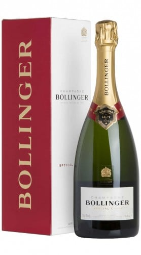 """Special Cuvée"" Champagne AOC Bollinger Astucciato"