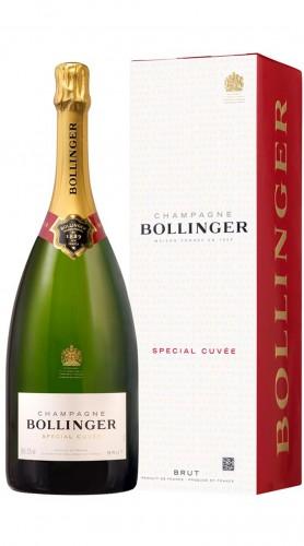 """Special Cuvée"" Champagne AOC Bollinger 1,5L Astucciato"