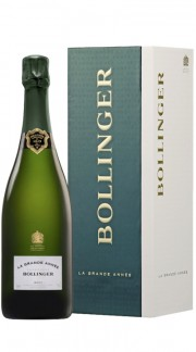 """""""La Grande Année"""" Champagne AOC Bollinger 2007 Astucciato"""