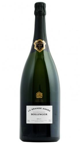 """""""La Grande Année"""" Champagne AOC Bollinger 2007 1,5 L"""