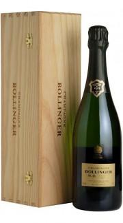 """""""R.D."""" Champagne AOC Bollinger 2004 1,5 L box di legno"""