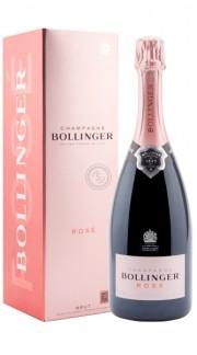 Champagne AOC Rosé Bollinger Astucciato