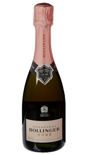 Champagne AOC Rosé Bollinger 0,375 L