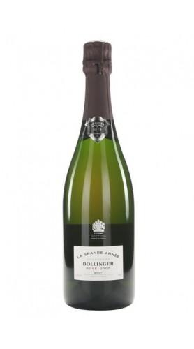 """Champagne Brut Rosé """"La Grande Année"""" Bollinger 2007 Magnum"""