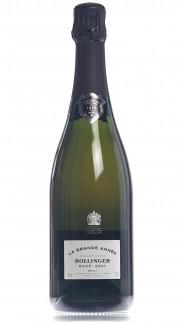 """""""La Grande Année"""" Champagne AOC Rosé Bollinger 2007"""