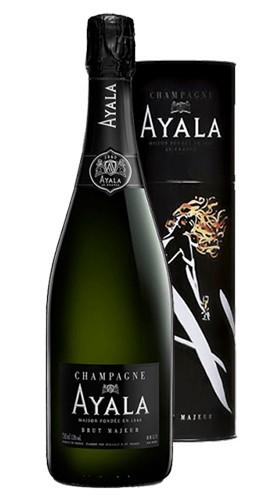 """Majeur"" Champagne Aoc Brut AYALA New Tin Tube"