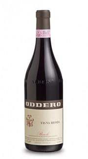 """""""Vigna Rionda"""" Barolo DOCG Oddero 2006 1.5 Lt Box di Legno"""