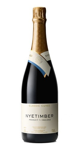 """Classic Cuvée"" Spumante English Sparkling Wine Brut NYETIMBER"