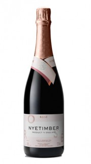 English Sparkling Wine Spumante Brut Rosé NYETIMBER