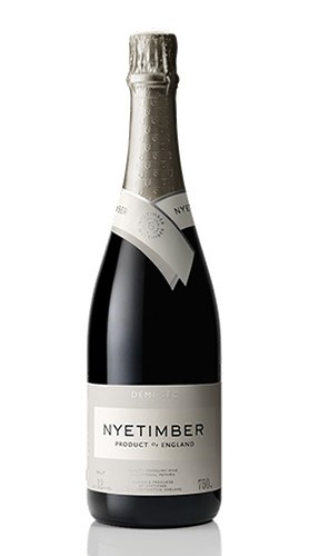 Spumante English Sparkling Wine Demi Sec NYETIMBER