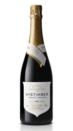 """Tillington Single Vineyard"" Spumante English Sparkling Wine Brut NYETIMBER 2013"