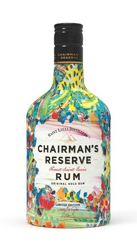 """RUM """"CHAIRMAN'S RESERVE LIMITED EDITION"""" SAINT LUCIA DISTILLERS 70 cl"""