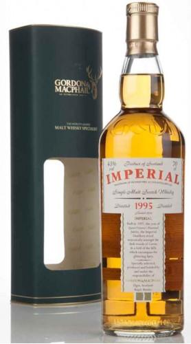 "Single Malt Scotch Whisky ""Imperial"" Gordon & Macphail 1995 70 Cl Astucciato"