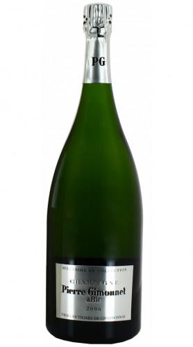 """""""Collection 06"""" Champagne AOC Pierre Gimonnet & Fils 2006 1,5 L"""