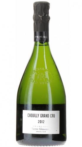 """Special Club Chouilly Grand Cru"" Champagne AOC Pierre Gimonnet & Fils 2012"