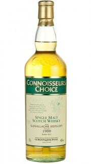 """Single Malt Scotch Whisky """"Connoisseurs Choice Glenallachie"""" Gordon & MacPhail 1999 70 cl"""