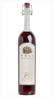 Liquore al Mirtillo Poli Jacopo 50 cl