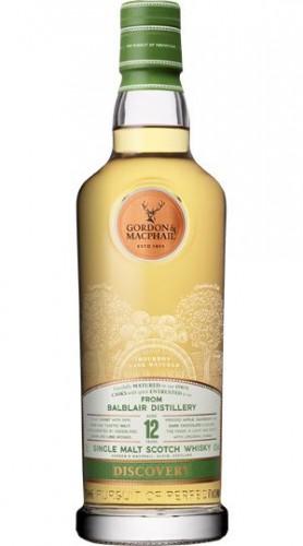 "Single Malt Scotch Whisky ""Discovery"" Balblair Gordon & MacPhail 12 anni 70 cl"