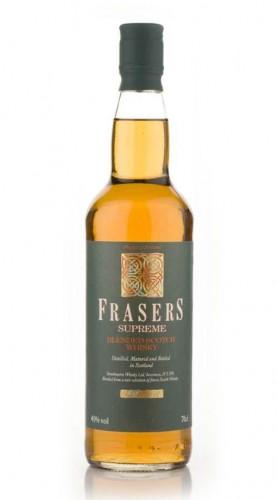 """Blended Scotch Whisky """"Fraser's Supreme"""" Gordon & MacPhail 70 cl"""