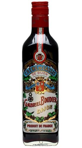 Liquore Crème de Cassis de Dijon Gabriel Boudier 50 Cl senza Confezione