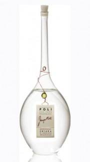 """Distillato di Uva """"Chiara di Moscato"""" Poli Jacopo Astuccio"""