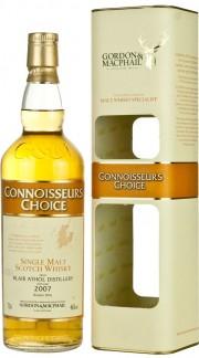 "Single Malt Scotch Whisky ""Connoisseurs Choice Blair Athol"" Gordon & MacPhail 2007 70 cl Astucciato"