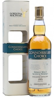 "Single Malt Scotch Whisky ""Connoisseurs Choice Dailuaine"" Gordon & MacPhail 1998 70 cl Astucciato"