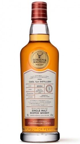 "Single Malt Scotch Whisky ""Connoisseurs Choice Caol Ila - Hermitage Finish"" Gordon & MacPhail 2004 70 cl"