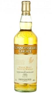 """Single Malt Scotch Whisky """"Connoisseurs Choice Glendacam"""" Gordon & MacPhail 1993 70 cl"""