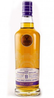 "Single Malt Scotch Whisky ""Discovery Bunnahabhain 11 Y.O."" GORDON & MACPHAIL 11 Anni 70 Cl Astuccio"
