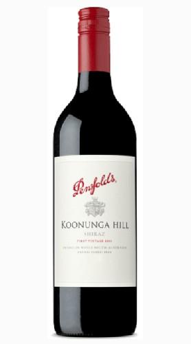 """Koonunga Hill 76"" hiraz Cabernet 2017 Penfolds"