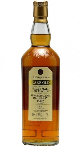 "Single Malt Scotch Whisky ""Rare Old St Magdalene"" Gordon & MacPhail 1982 70 cl"