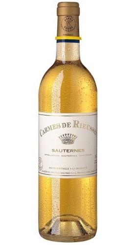 Sautern AOC Carmes De Rieussec 2016 37.5 cl