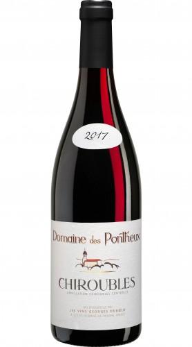 """""""Domaine de Pontheux"""" Chiroubles AOC Georges Duboeuf 2017"""