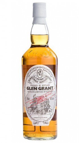 "Single Malt Scotch Whisky ""Glen Grant"" Gordon & MacPhail 2008 70 cl"