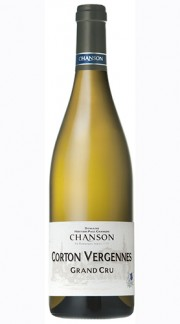 CHANSON PERE & FILS CORTON VERGEN.BLANC 2011