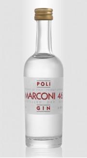 """Gin """"Marconi 46"""" Confezione da 12 Mignon Poli Jacopo"""