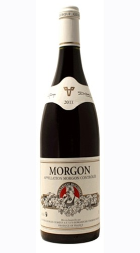 Morgon Domaine Jean Ernest Descombes Georges Duboeuf 2017