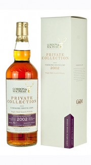 "Single Malt Scotch Whisky ""Private Collection Tormore Guigal Côte-Rôtie Wood Finish"" Gordon & MacPhail 2002 70 cl"