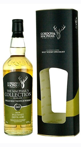 "Single Malt Scotch Whisky ""Pulteney"" Gordon & MacPhail 2005 70 cl"