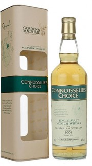 "Single Malt Scotch Whisky ""Connoisseurs Choice Glendullan"" Gordon & MacPhail 2001 70 cl"