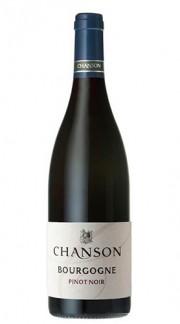 Bourgogne AOC Pinot Noir CHANSON PERE & FILS 2017