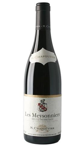 """""""Les Meysonniers"""" Crozes Hermitage AOC Rouge Chapoutier Michel 2016 1.5 Lt"""
